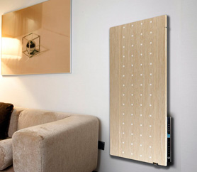 Climastar decorative wall heater