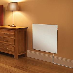 ECO-heater panel heater