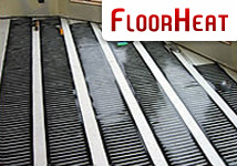 FloorHeat low-voltage floor heating systems